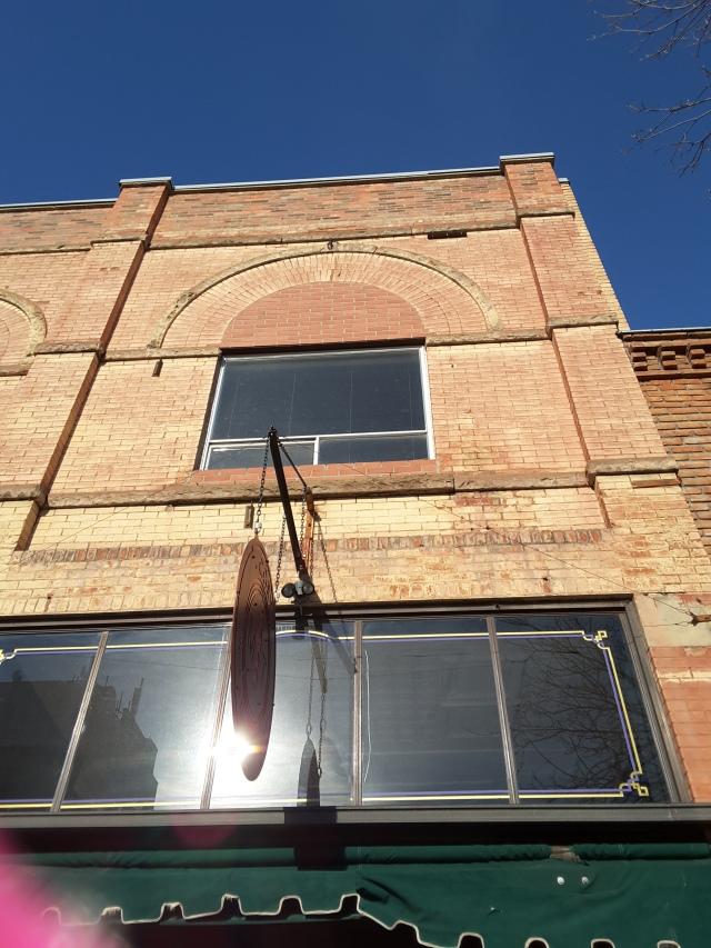 Nevitt Building Before