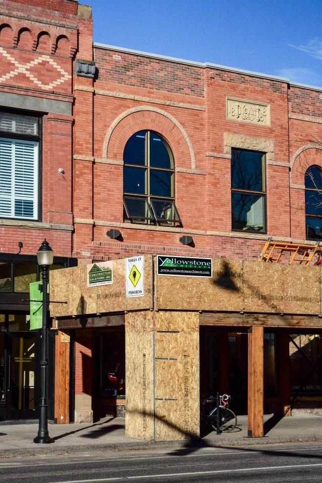 Nevitt Building After